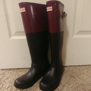 Shoes - Purple Rain Boots